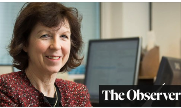 Susan Michie interviewed in the Observer