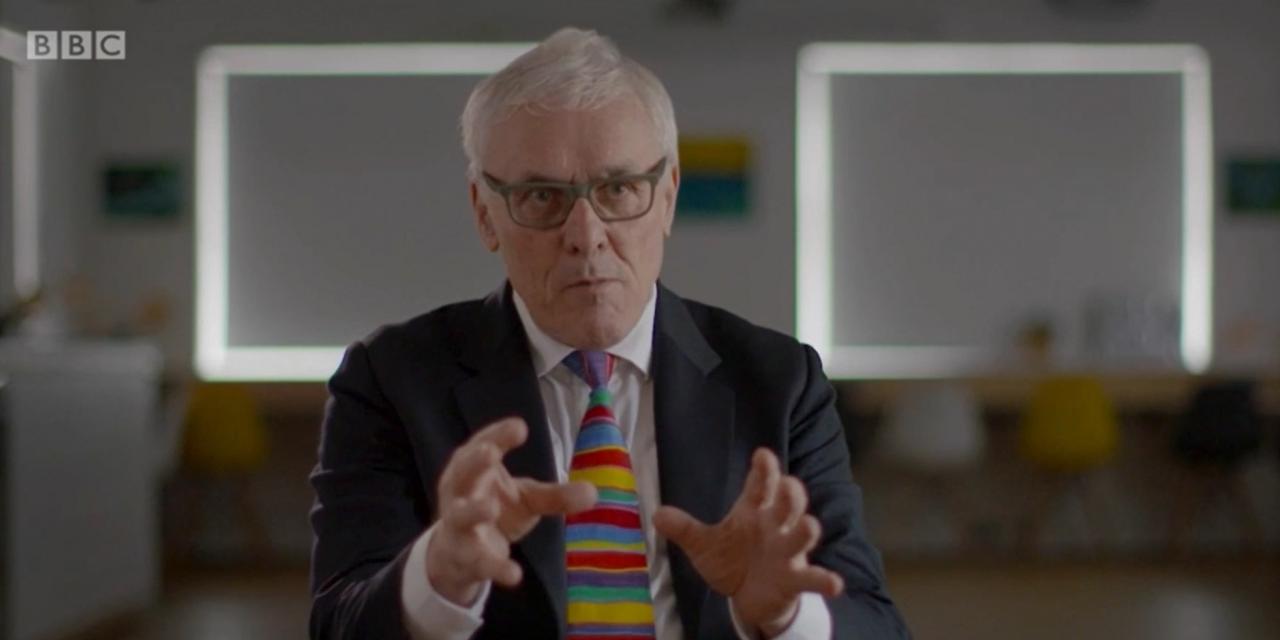 Anthony Costello on BBC documentary