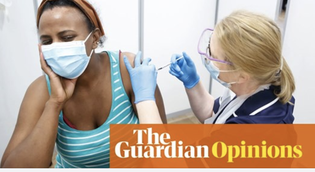 Stephen reicher sets out emergency five-point plan to tackle new covid variant in The guardian