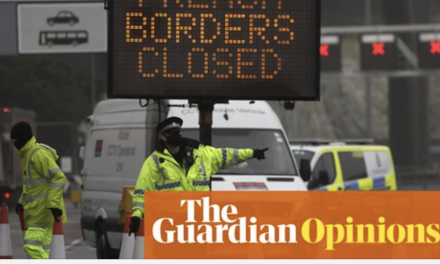 'None of this was inevitable': Anthony costello opinion piece in the guardian