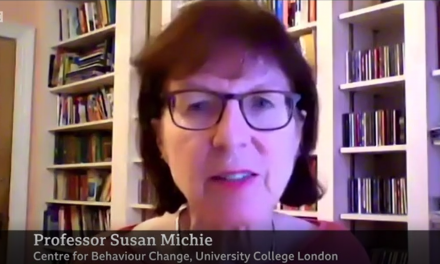 Susan Michie talks to BBC NEws about mass testing