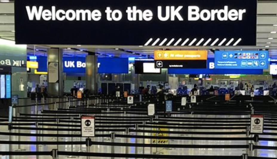 Kit yates writes in the huffington post about the need for tighter border controls