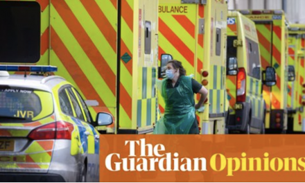 Christina pagel writes in the guardian about the grim truth unfolding in britain's hospitals