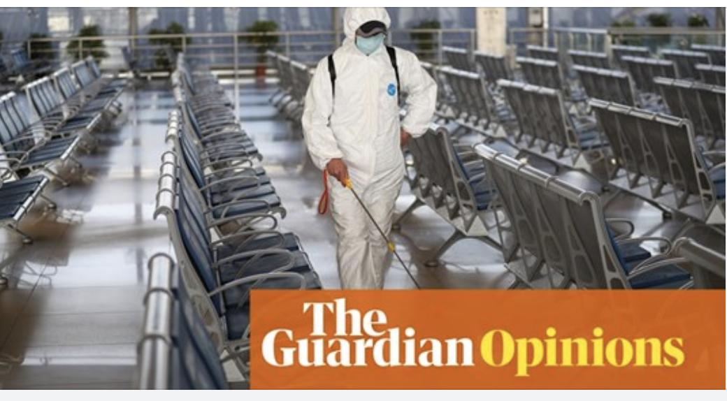 Martin Mckee opinion piece in the guardian on 'zero covid'