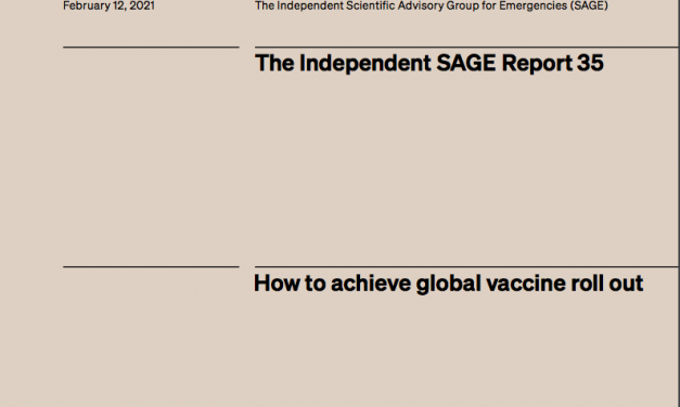 How to achieve global vaccine rollout