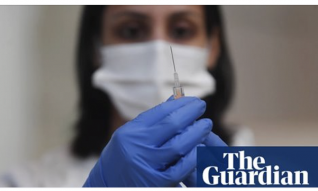 Kamlesh khunti quoted in guardian article on vaccine hesitancy