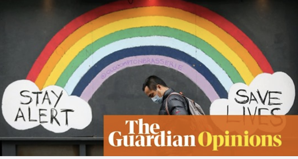 Susan michie writes in the guardian about lifting restrictions