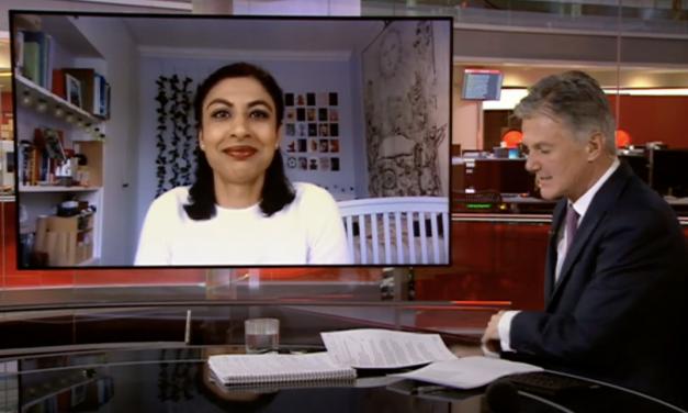 Dr Zubaida haque interviewed on bbc news