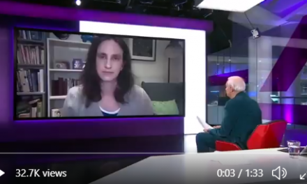 Christina Pagel discusses covid, inequality and the roadmap on channel 4 news