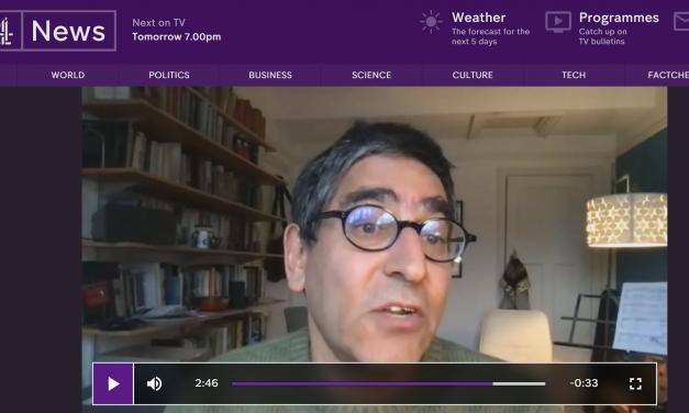 Deenan Pillay talks to Channel 4 News about new variants