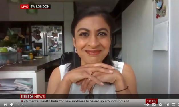 Dr Zubaida Haque talks to BBC News about Vaccine Passports