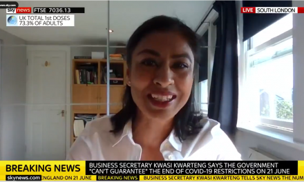 Zubaida Haque talks to Sky News about the CUmmmings testimony.