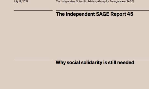 Why social solidarity is still needed