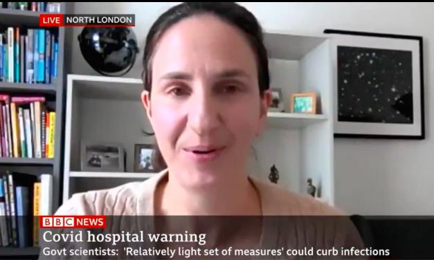 christina pagel speaks to bbc