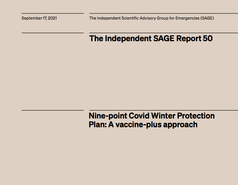 Nine-point Covid Winter Protection Plan: A vaccine-plus approach