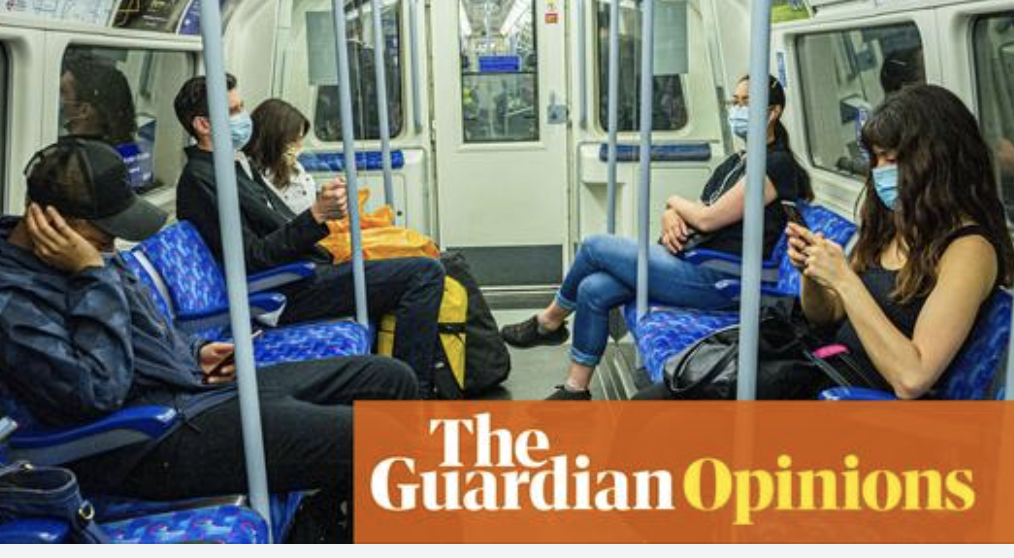 'England is the odd one out in Europe' Martin mckee & christina pagel opinion piece in guardian